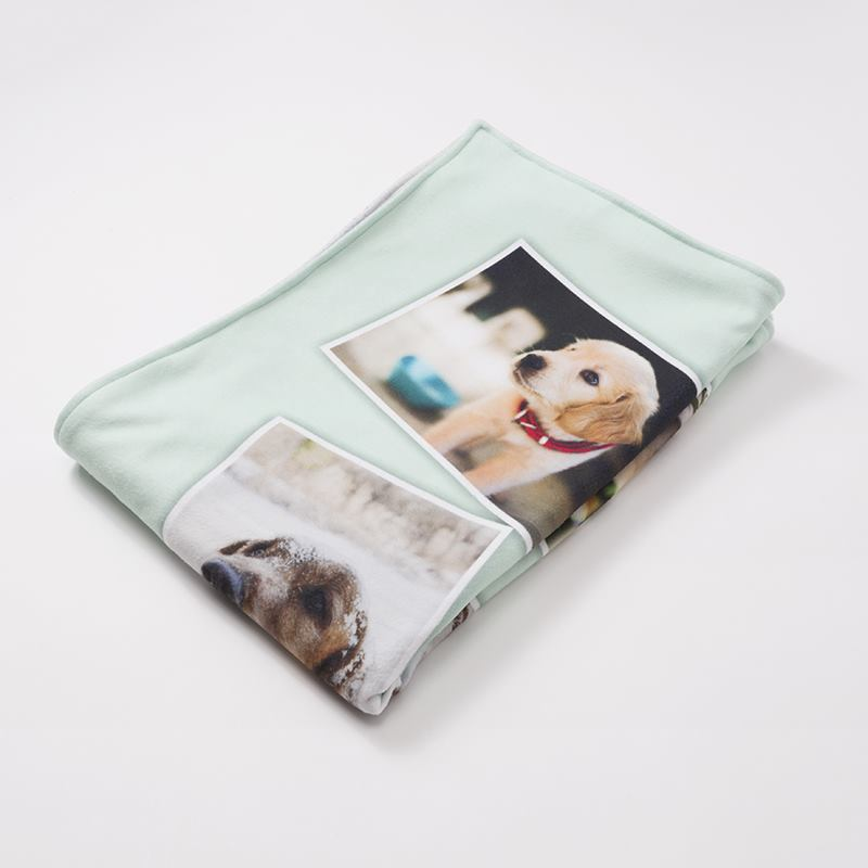 photo blankets custom blankets collage blankets personalized by you