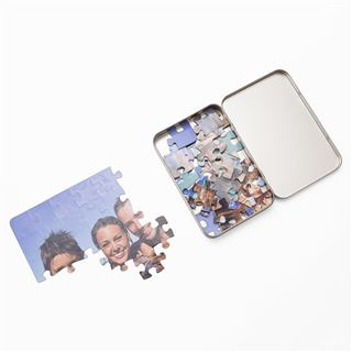 Make Your Own Jigsaw Puzzle: Plastic Jigsaw in 4 Sizes