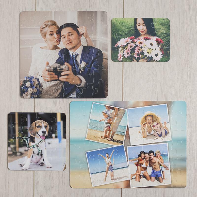 puzzle mit foto bedrucken lassen puzzle personalisiert. Black Bedroom Furniture Sets. Home Design Ideas