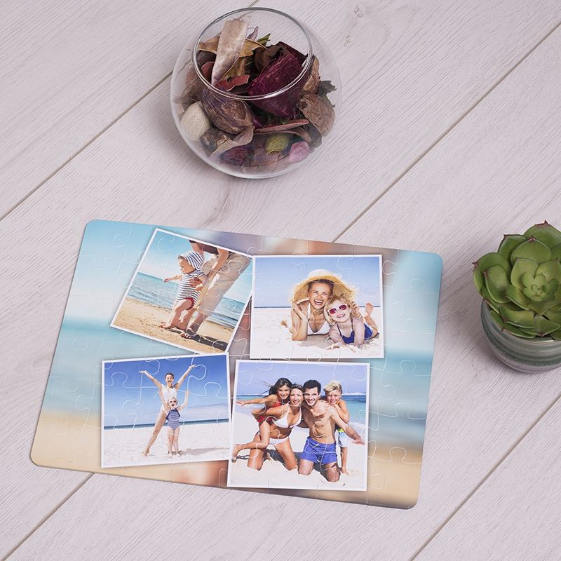 personalized puzzles plastic personalized jigsaw puzzles in 4 sizes