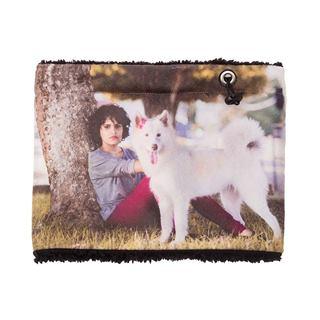 Snood soft fleece print your own photo