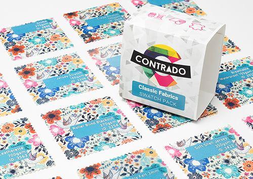 Contrado Fabric swatch pack