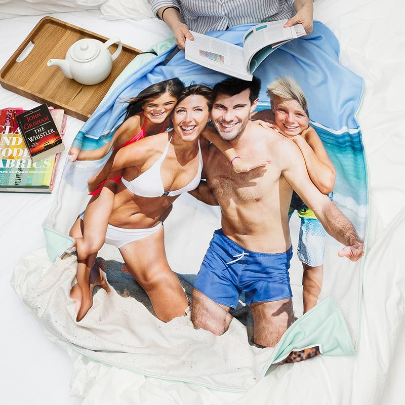 Double Sided Blanket Printing Print Your Photos On Both Sides
