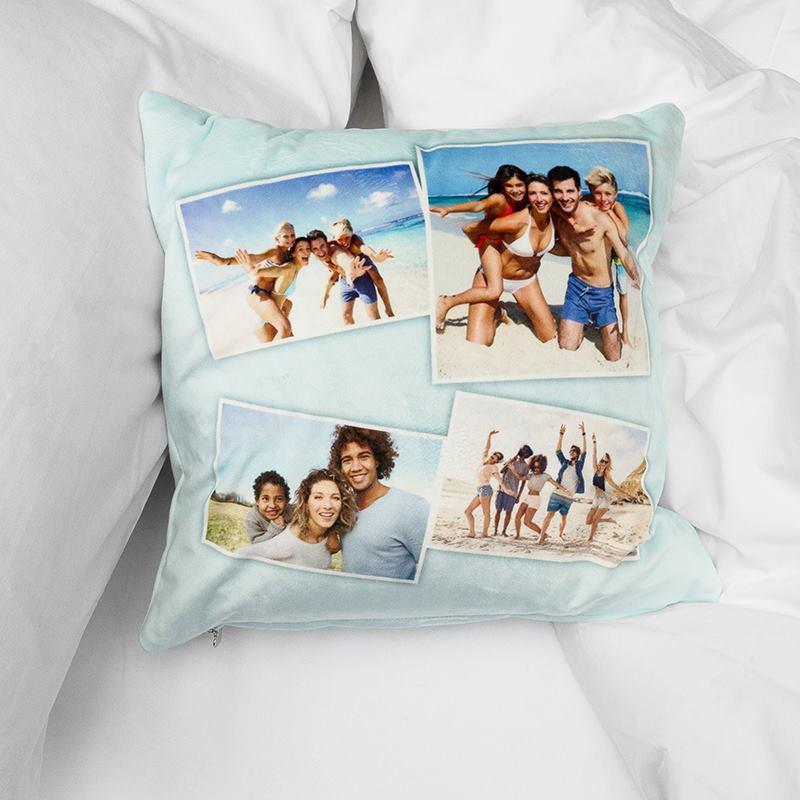 fotokissen gestalten kissen mit foto oder design bedrucken lassen. Black Bedroom Furniture Sets. Home Design Ideas