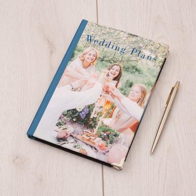 Engagement wedding planning journal