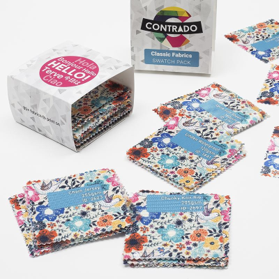 Fabric Swatch Pack