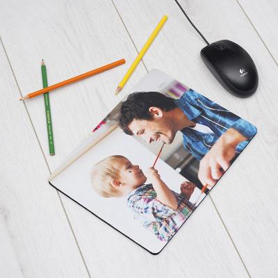 picture mouse mat