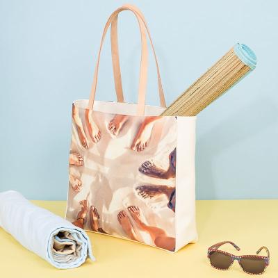 bolso de playa para madres