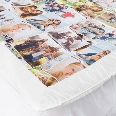 personalised eiderdown