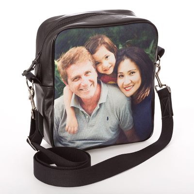 personalised man bag