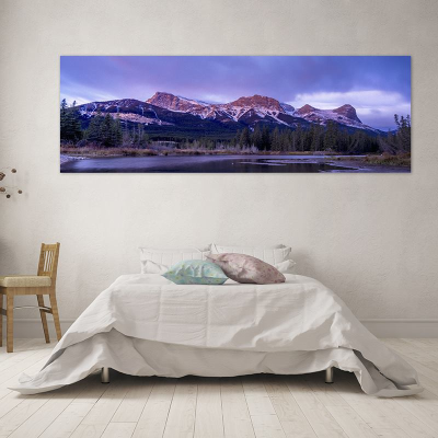 panorama canvas