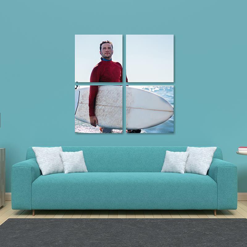 tableau multi panneaux personnalis votre photo sur tableau. Black Bedroom Furniture Sets. Home Design Ideas