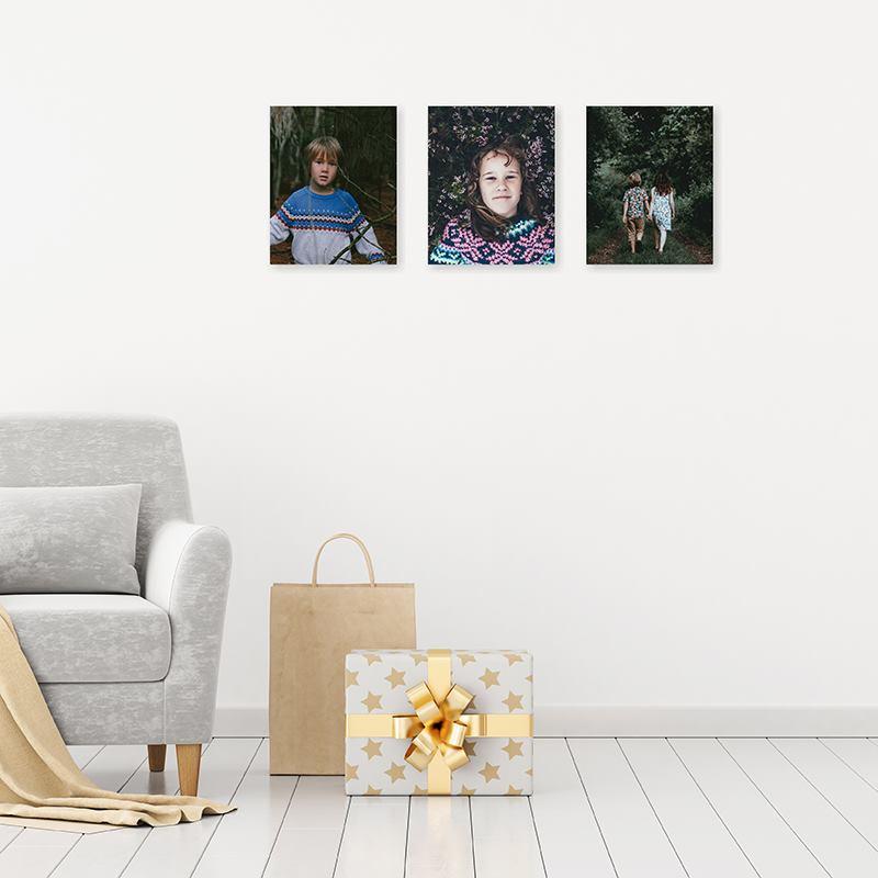 Mini Leinwand bedrucken | Kleine Leinwände als Set gestalten