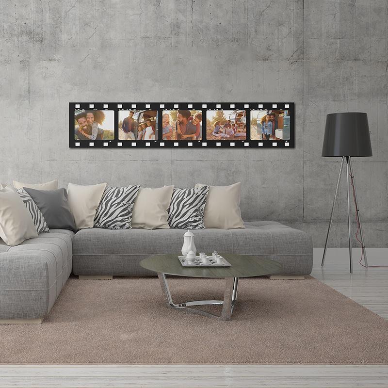 montage effet pellicule sur toile impression sur toile photo. Black Bedroom Furniture Sets. Home Design Ideas
