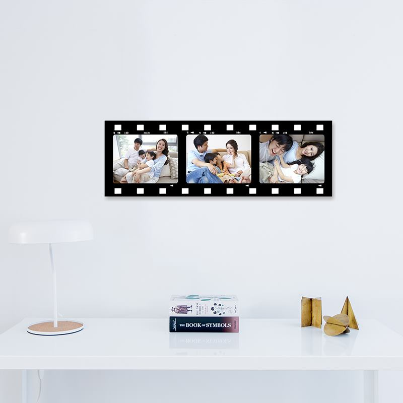 filmstreifen collage auf leinwand drucken leinwand personalisieren. Black Bedroom Furniture Sets. Home Design Ideas