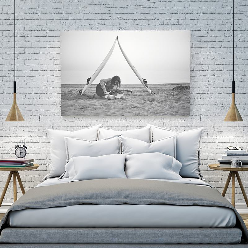 personalised black and white canvas art. Black Bedroom Furniture Sets. Home Design Ideas