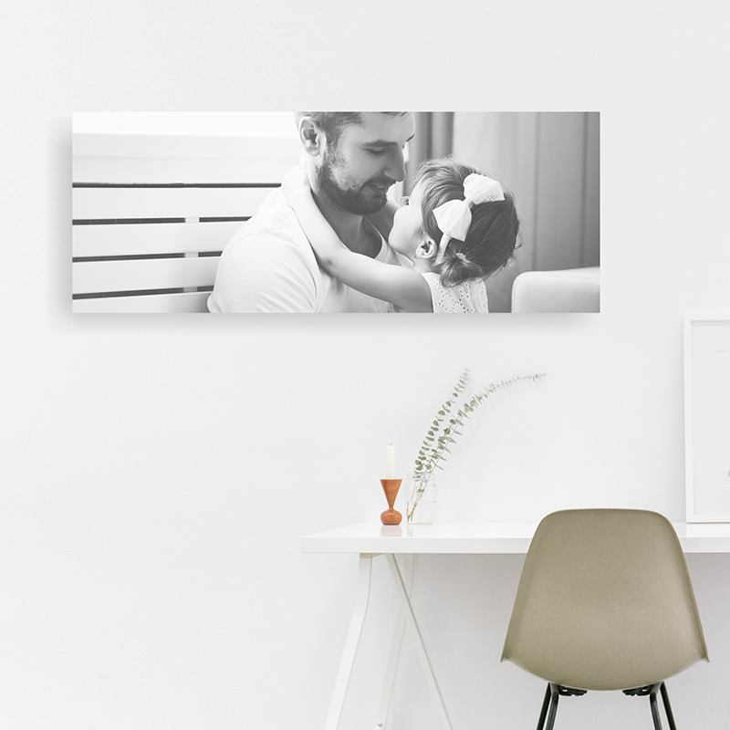 Black And White Canvas Wall Art For Memories