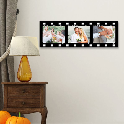 personalized photo film strip offer
