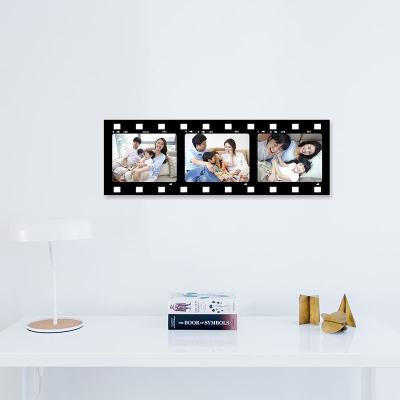 filmstreifen leinwand collage mit eigenen foto angebot