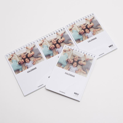 Calendrier personnalisable A6