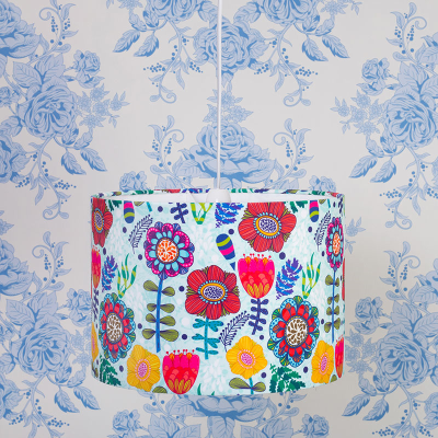 drum Lampshade