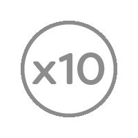 10 pk