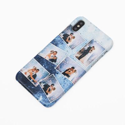 iPhone X Hülle mit eigenen fotos bedrucken lassen
