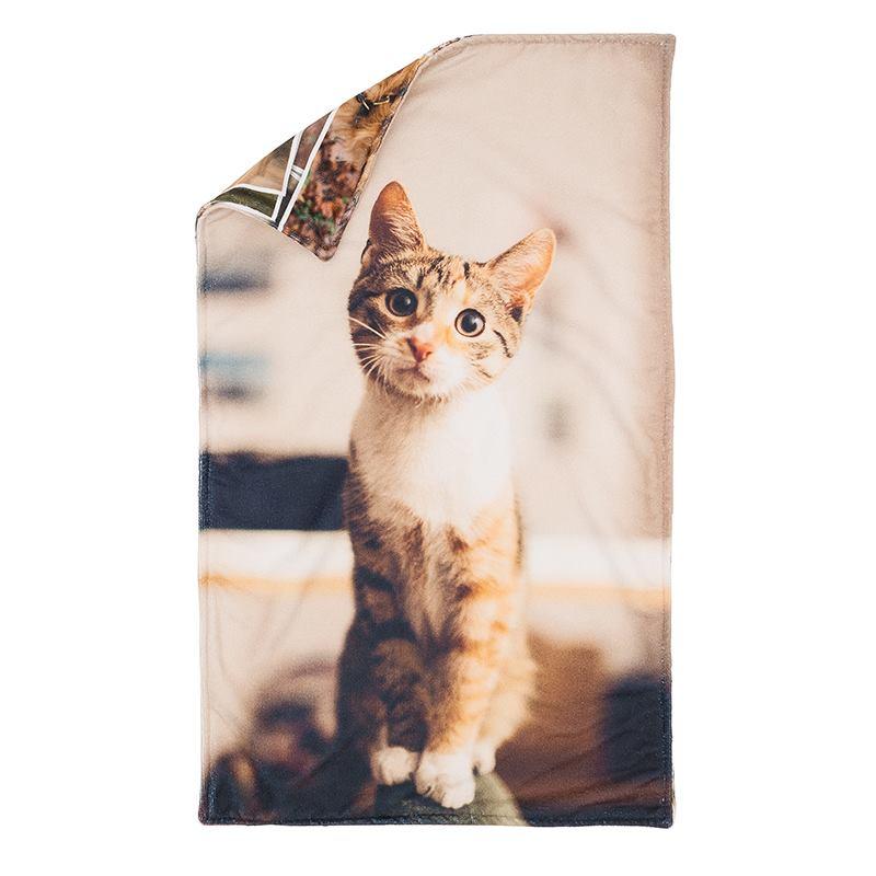 Concorso Design Your Cat : Personalised pet towel super absorbent microfibre