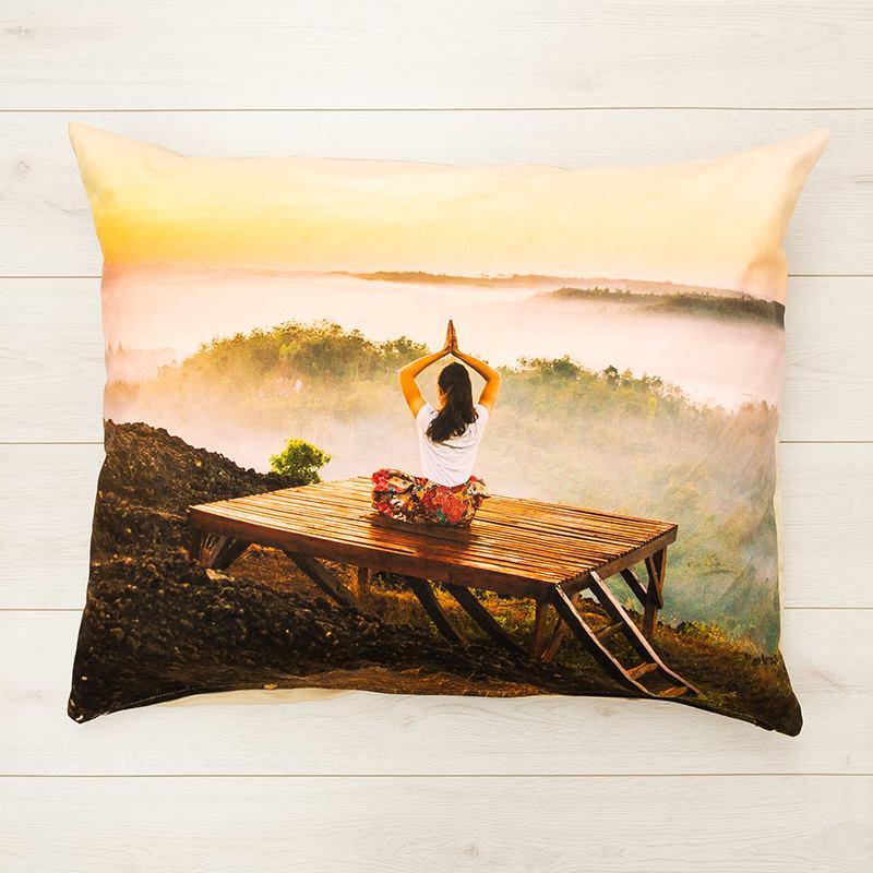 1fe250879784b Custom Meditation Pillow. Personalised Meditation Pillows Made In UK.