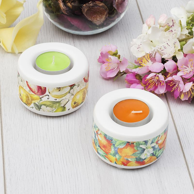 candle holders pack of 2