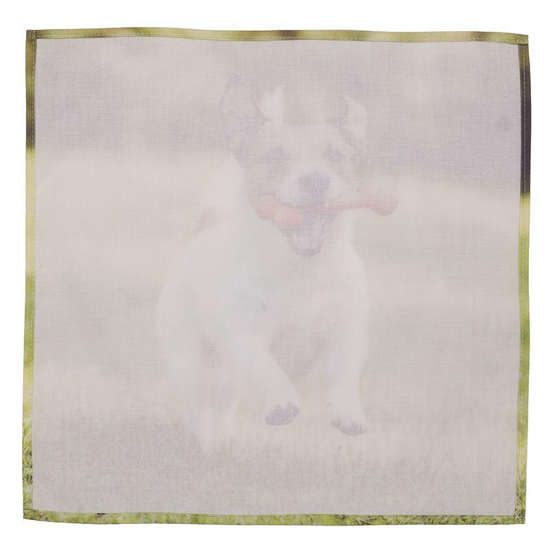 Custom Handkerchief Packs Of 2 Personalized Mens