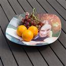 Personalised Photo Fruit bowl design
