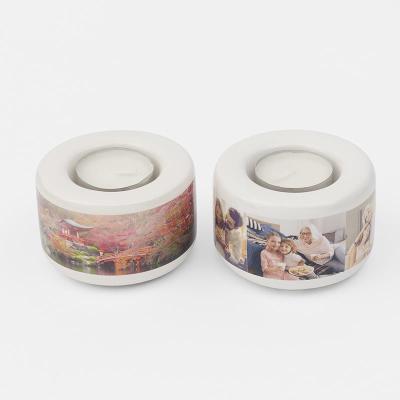 Teelichthalter bedrucken