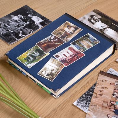 50th birthday photo album