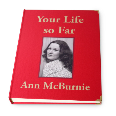 personalised photo memory book