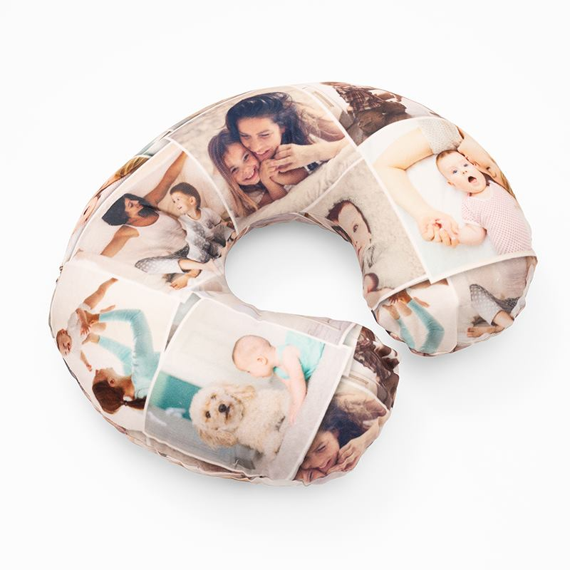 Custom Neck Pillow Printing Personalized Travel Pillow