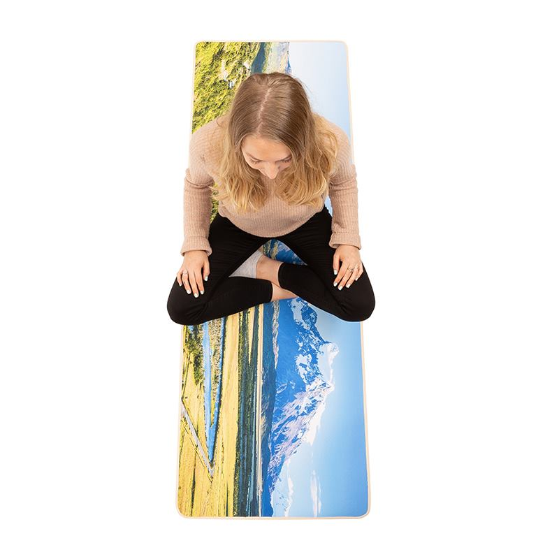 Custom Yoga Mats. Personalized Yoga Mat With Design Or Photo
