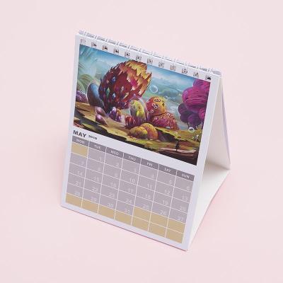 卓上カレンダー A6サイズ