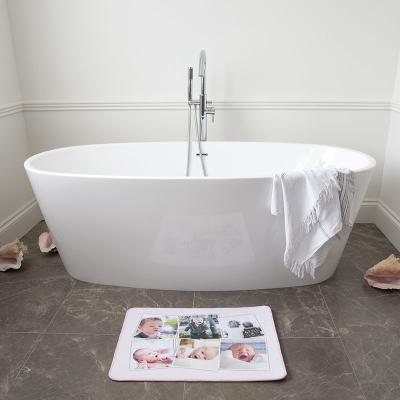 alfombra para baño personalizada
