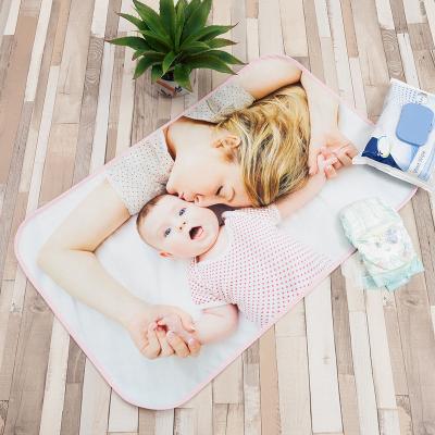 cambiador para bebé personalizado