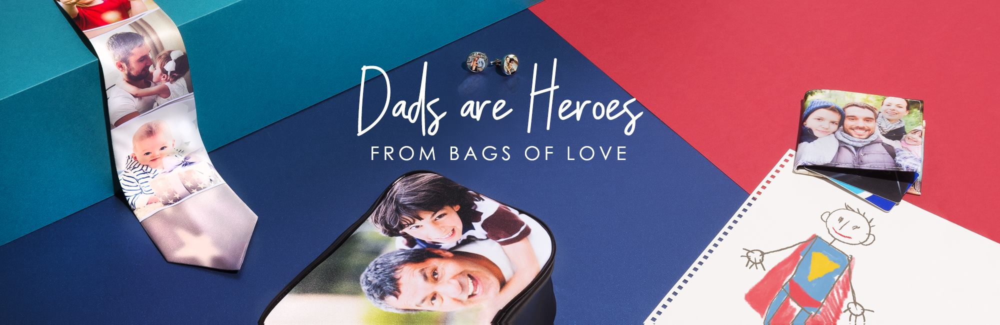 Fathers Day Bol UK Hero Banner