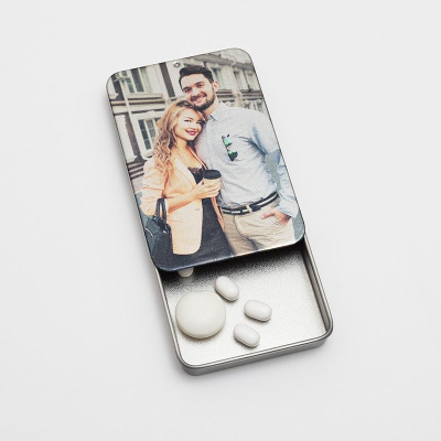 Personalized Mint Tins online