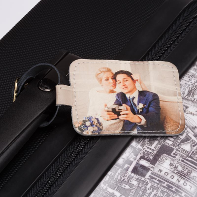 Personalised Luggage Tag