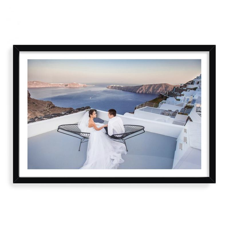 Framed Photo Prints. Personalised Framed Prints. Made In London, UK.