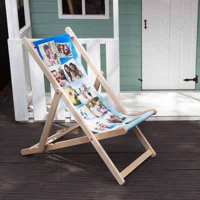 Personalized Deck Chairs