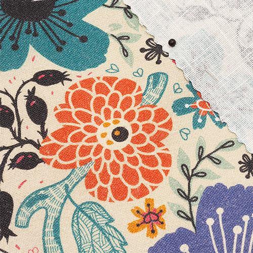 custom linen upholstery fabric