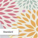 greche per pareti personalizzate in carta lino standard