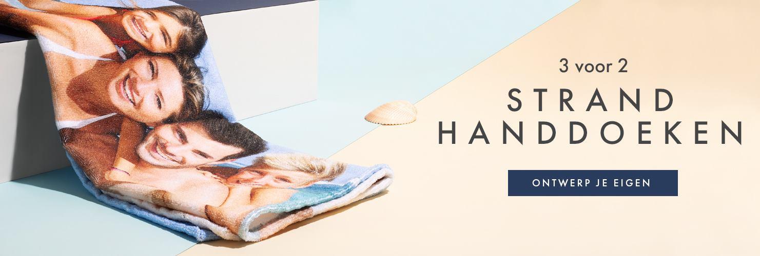Gepersonaliseerde Strandhanddoeken