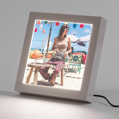 design your own led picture frame