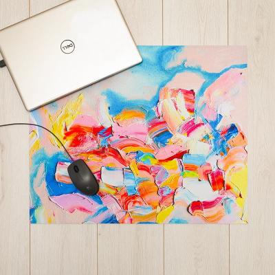 custom desk pad printing